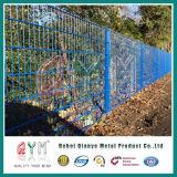 Cerca de fio soldada galvanizada de /Double do engranzamento de fio para o jardim de China