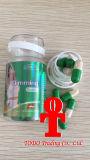 De natuurlijke Maximum Capsule van het Vermageringsdieet, de Groene Capsules van het Verlies van het Gewicht van de Doos