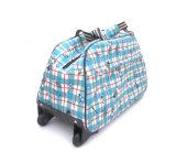 Bolsa de bagagem de viagem à prova d'água de impressão digital de design novo 2015 (BDX-161023)