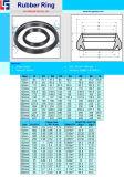 Anello di gomma BS En681 per l'accessorio per tubi del PVC