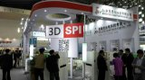 LEDのための3Dはんだののりの点検機械特別な使用