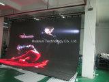 Экран для случаев, выставка занавеса СИД Galaxias P12.5mm крытый гибкий СИД, студия DJ