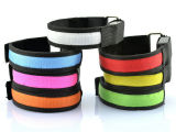 2016 vente chaude LED Bras de sécurité Band Lighting Armband
