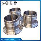 Peças de Usinagem CNC de Precisão de Perfuração Usinadas OEM para Fresadora de Rolos