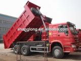 Sinotruk 290HP 6X4 HOWOのダンプトラック(ZZ3257M3241C)