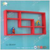 Mdf-Fenster-Form-Bildschirmanzeige-Regal
