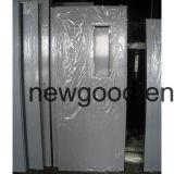 Puerta de metal de fuego, puerta de metal, puerta de metal de acero, puerta de seguridad de metal