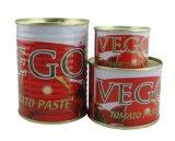 Оптовое качество Gino 2.2 Kg томатного соуса в нормальном открытом олове от поставщика Китая