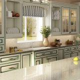 Oppeinアメリカ様式のグリーン・ラインPVC食器棚(Op15-PVC01)