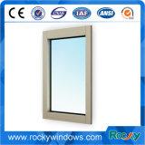 Окно панели малого квадратного белого цвета алюминиевое фикчированное