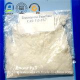 Prova bianca E di Enanthate del testoterone degli ormoni steroidi della polvere
