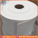 Papel refratário puro elevado de 1260 lãs da fibra cerâmica de isolação térmica