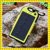 5000mAh Solar Mobile Charger Solar Powerバンク(GCs001)
