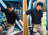 مصنع [أوتدوور سبورت] قصير كم فصل صيف تدريب ملابس [ور-رسستينغ] خدش رجال مقاومة قميص