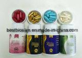 Natürliche gesunde Lida hellblaue Kräuterabnehmendiät-Pillen