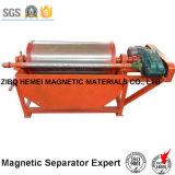 Le serie Ctg-7522 asciugano il separatore magnetico per la sabbia, le rocce del vulcano, il minerale metallifero molle ecc
