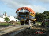 60 Tonnen-beste und preiswerteste LKW-Schuppe der Wiegebrücke für LKW-Gewichtung
