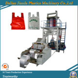 Machine à grande vitesse d'extrusion de film de LDPE aba Coex de HDPE pour le sac à provisions