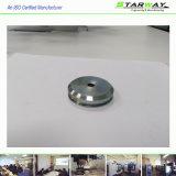 Peças fazendo à máquina personalizadas do CNC do cobre da precisão