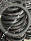 Tubo de goma natural de la motocicleta de la alta calidad de 350-18