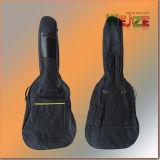 Черный мешок акустической гитары с губкой 5mm внутрь