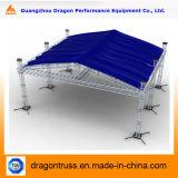 Облегченная ферменная конструкция крыши (CS30)
