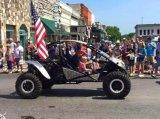 quadrilátero de 1100cc ATV 2 Seater com o motor de Chery para a venda