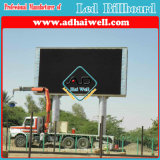 P16 Full Color Screen Advertising Affichage LED pour affichage extérieur