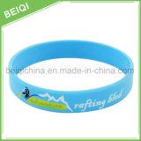 Preiswerter kundenspezifischer SilikonWristband/personifizierter Wristband