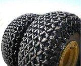 표준 고품질 바퀴 로더 타이어 보호 사슬