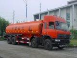 38000L vier de Tanker van de Brandstof van het Compartiment
