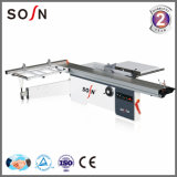 2800mm Precision Sliding Table Panel Saw Mj6128td für 45 Degree