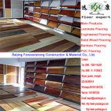 Plancher en bambou lisse horizontal normal