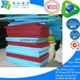 4 дюйма Толщина Упаковка ПЭ вспененных листов Блоки