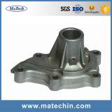 Pièces de bâti de précision personnalisées par fournisseur d'alliage d'aluminium de la Chine