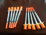 100u Steriled Disposable Insulin Syringe