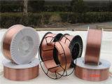 fio de soldadura Er70s-6 aprovado do Ce de 0.8mm 1.0mm 1.2mm TUV