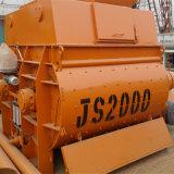 Betoniera dell'asta cilindrica gemellare (Js2000)