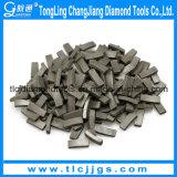 Segmentos de broca de diamante de concreto