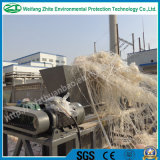 Shredder para a pálete/pneu plástico/de madeira/o desperdício contínuo/sucata municipal/desperdício médico