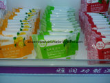 Tissu humide d'hydratation de soins de la peau de chiffons de nettoyage d'adulte