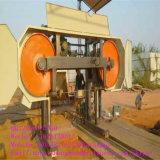 堅い材木の処理のための大きい電気バンド製材所機械