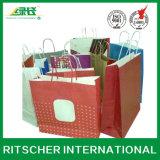 Подгонянный мешок способа для упаковывать подарка и пакета подарка