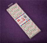 Paquete de papel recto de Eco de la fiesta de Navidad