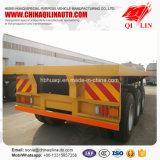 40FT Flachbettbehälter-Chassis hergestellt in China