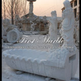 가정 훈장 Mbm-1021를 위한 Carrara 백색 욕조