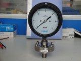 manometro della guarnizione del diaframma della cassa del fenolo di 115mm