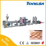 De plastic Machine van de Uitdrijving Geocell/Lopende band (jg-TGGC)