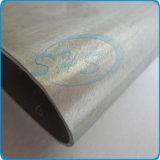 발코니 난간을%s 스테인리스 편평한 편들어진 타원형 관