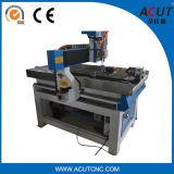 回転式または木工業機械装置Acut-6090が付いているCNCのルーターの広告